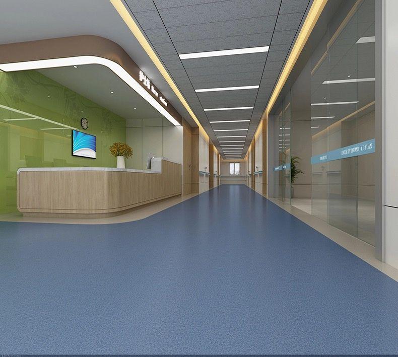 Health Care Flooring