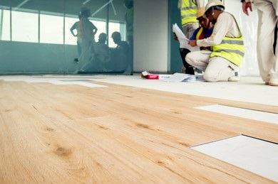 PVC flooring in south africa